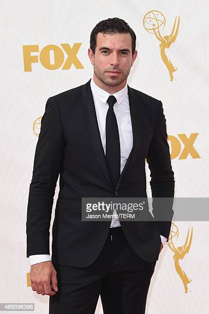 Actor Tom Cullen attends the 67th Annual Primetime Emmy Awards at Microsoft Theater on September 20 2015 in Los Angeles California