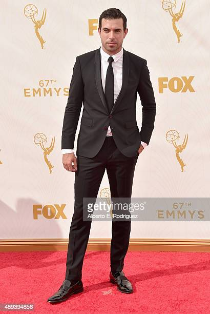 Actor Tom Cullen attends the 67th Emmy Awards at Microsoft Theater on September 20 2015 in Los Angeles California 25720_001
