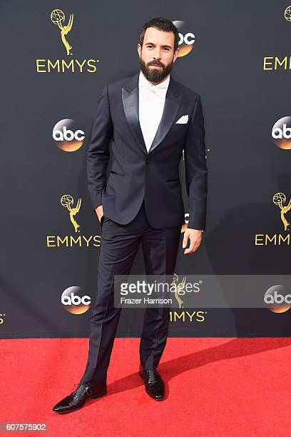 Actor Tom Cullen attends the 68th Annual Primetime Emmy Awards at Microsoft Theater on September 18 2016 in Los Angeles California