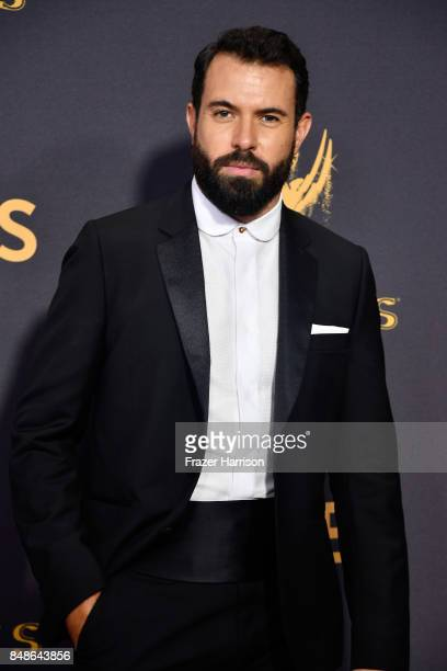 Actor Tom Cullen attends the 69th Annual Primetime Emmy Awards at Microsoft Theater on September 17 2017 in Los Angeles California