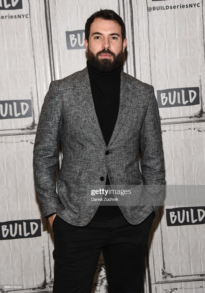 "Build Presents Tom Cullen Discussing ""Knightfall"""