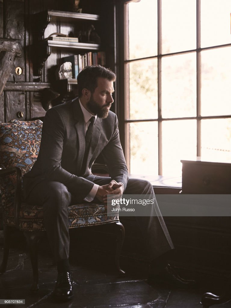 Tom Cullen, Nobleman, Fall/Holiday 2017