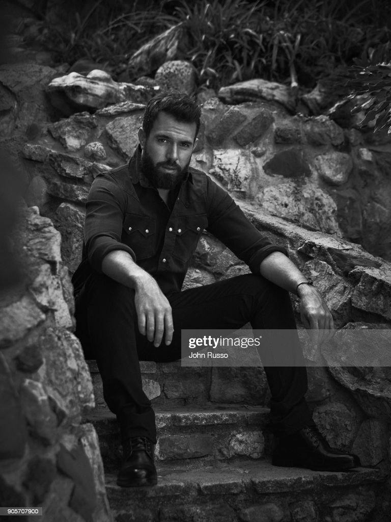 Actor Tom Cullen is photographed for Nobleman Magazine on September 13, 2017 in Los Angeles, California. PUBLISHED