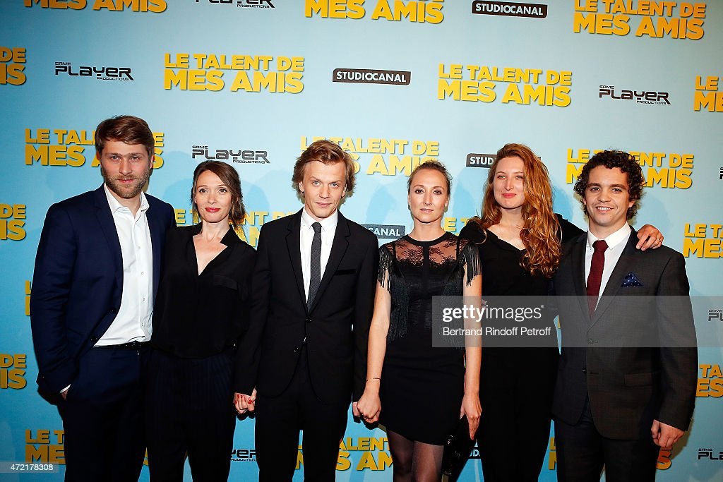 'Le Talent De Mes Amis' Paris Premiere At Bobino