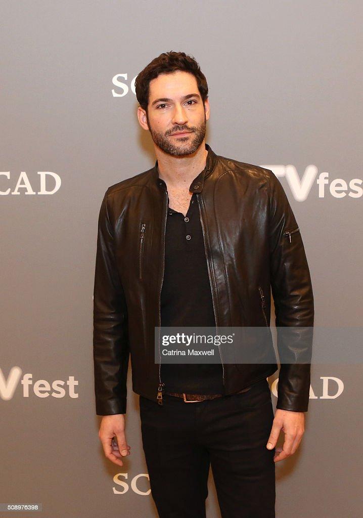 "SCAD Presents aTVfest 2016 - ""Lucifer"" : News Photo"