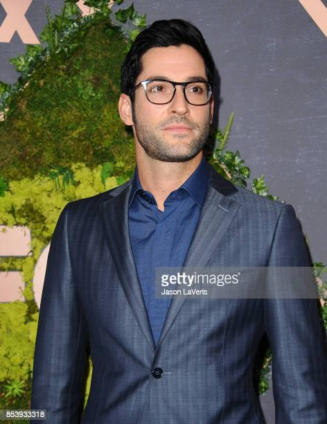 Actor Tom Ellis attends the FOX Fall Party at Catch LA on September 25 2017 in West Hollywood California
