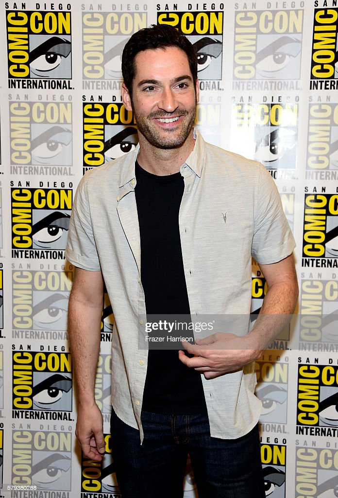 "Comic-Con International 2016 - ""Lucifer"" Press Line : News Photo"