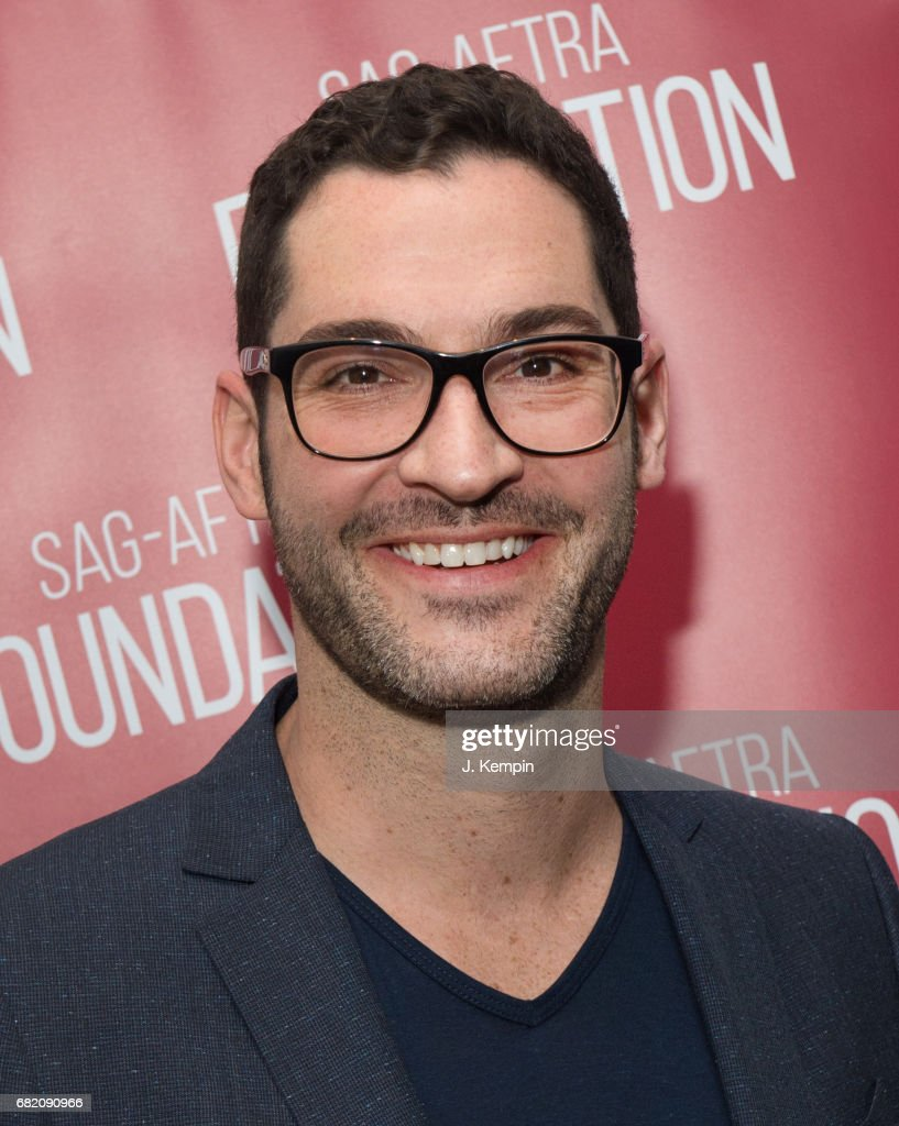 "SAG-AFTRA Foundation Conversations With Tom Ellis Of ""Lucifer"""