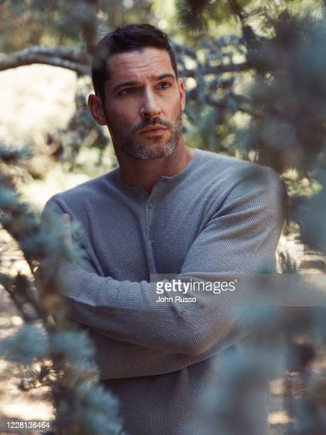 365 Tom Ellis Actor Photos And Premium High Res Pictures Getty Images
