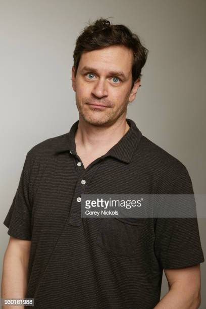 Actor Tom Everett Scott from the film 'All Square' poses for a portrait in the Getty Images Portrait Studio Powered by Pizza Hut at the 2018 SXSW...