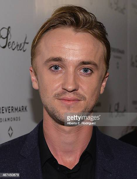 Actor Tom Felton arrives to the Los Angeles premiere of Roadside Attractions and LD Entertainment's 'In Secret' presented by Forevermark Diamonds at...