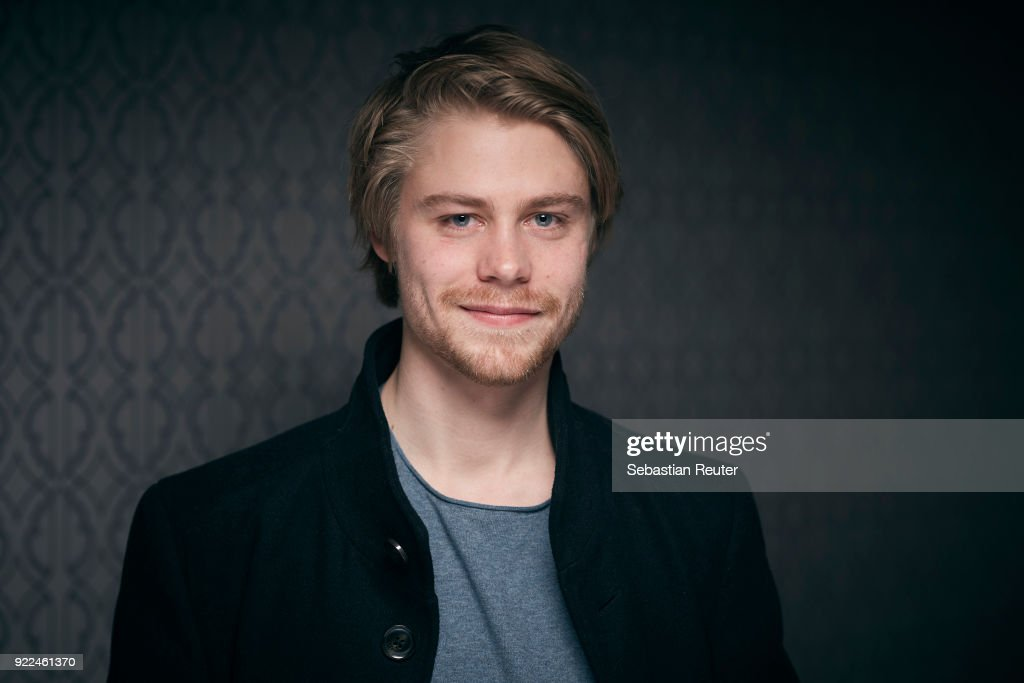 Actor Tom Gramenz poses during the 'The Silent Revolution' (Das schweigende Klassenzimmer) portrait session at the 68th Berlinale International Film Festival Berlin at Hotel De Rome on February 20, 2018 in Berlin, Germany.