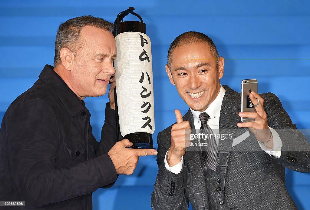 """Sully"" Tokyo Premiere : News Photo"