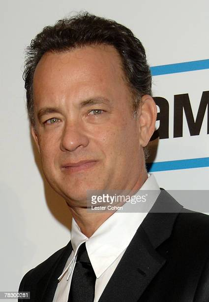 Actor Tom Hanks at The 22nd Annual American Cinematheque Award at the Beverly Hilton Hotel on October 12 2007 in Beverly Hills California Photo by...