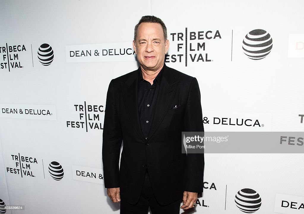 Tribeca Talks Storytellers:Tom Hanks With John Oliver - 2016 Tribeca Film Festival
