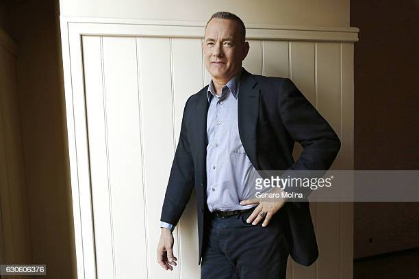Actor Tom Hanks is photographed for Los Angeles Times on November 9 2016 in Los Angeles California PUBLISHED IMAGE CREDIT MUST READ Genaro Molina/Los...