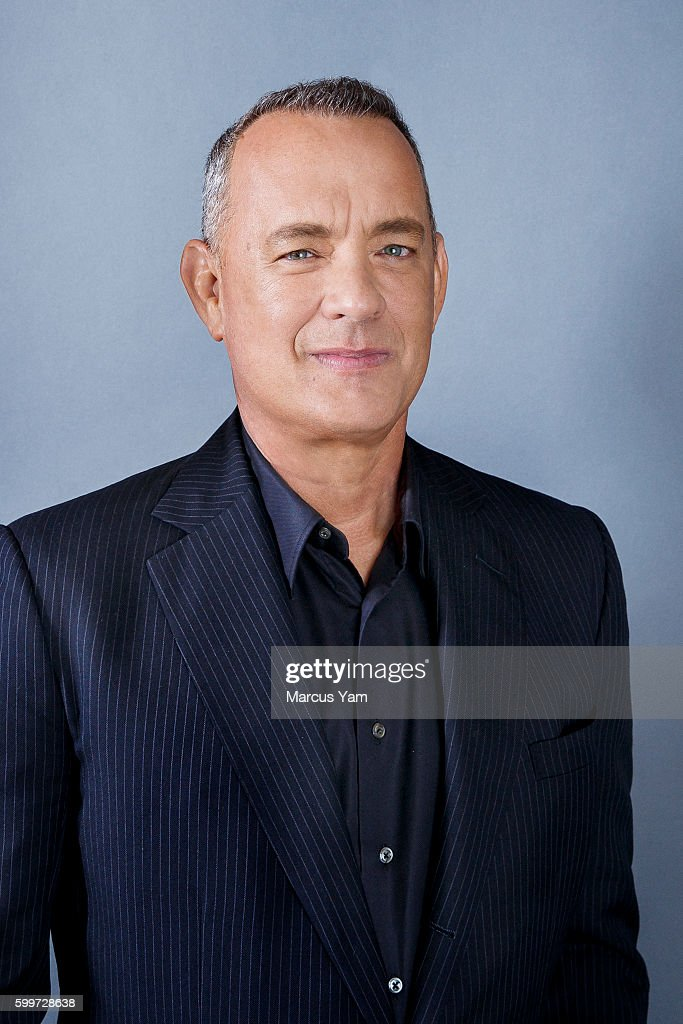 Actor Tom Hanks of 'Sully' is photographed for Los Angeles Times on August 28, 2016 in Los Angeles, California. PUBLISHED
