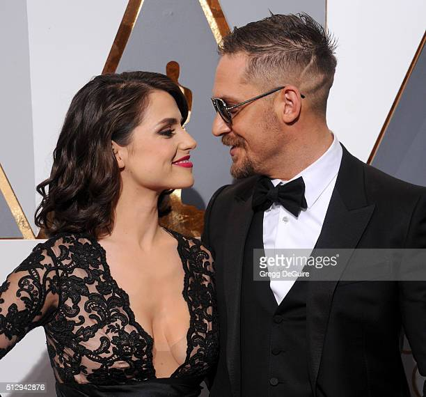 Tom Hardy Charlotte Riley Stock Photos And Pictures