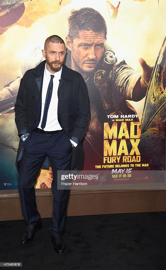 """Premiere Of Warner Bros. Pictures' """"Mad Max: Fury Road"""" - Arrivals : News Photo"""