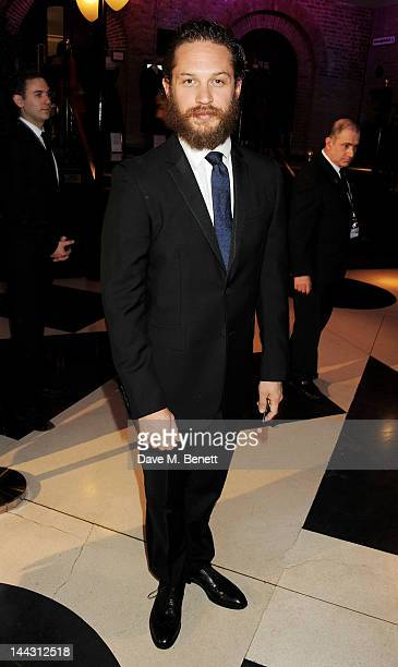 Actor Tom Hardy attends the British Academy Television Craft Awards at The Brewery on May 13, 2012 in London, England.