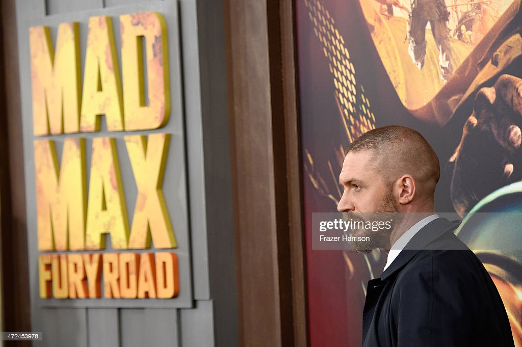 "Premiere Of Warner Bros. Pictures' ""Mad Max: Fury Road"" - Arrivals : News Photo"