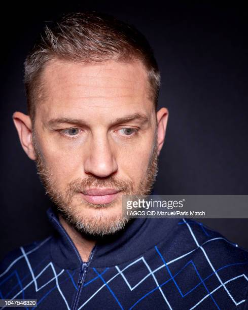 25f4238c Actor Tom Hardy is photographed for Paris Match on September 17 2018 in Paris  France