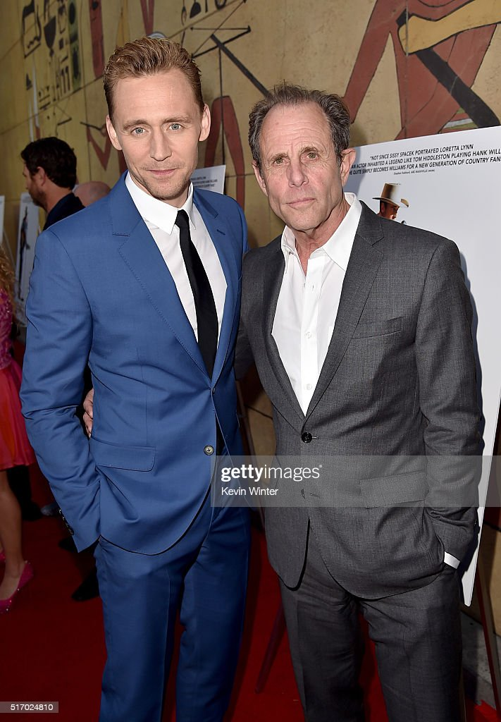 """Premiere Of Sony Pictures Classics' """"I Saw The Light"""" - Red Carpet"""