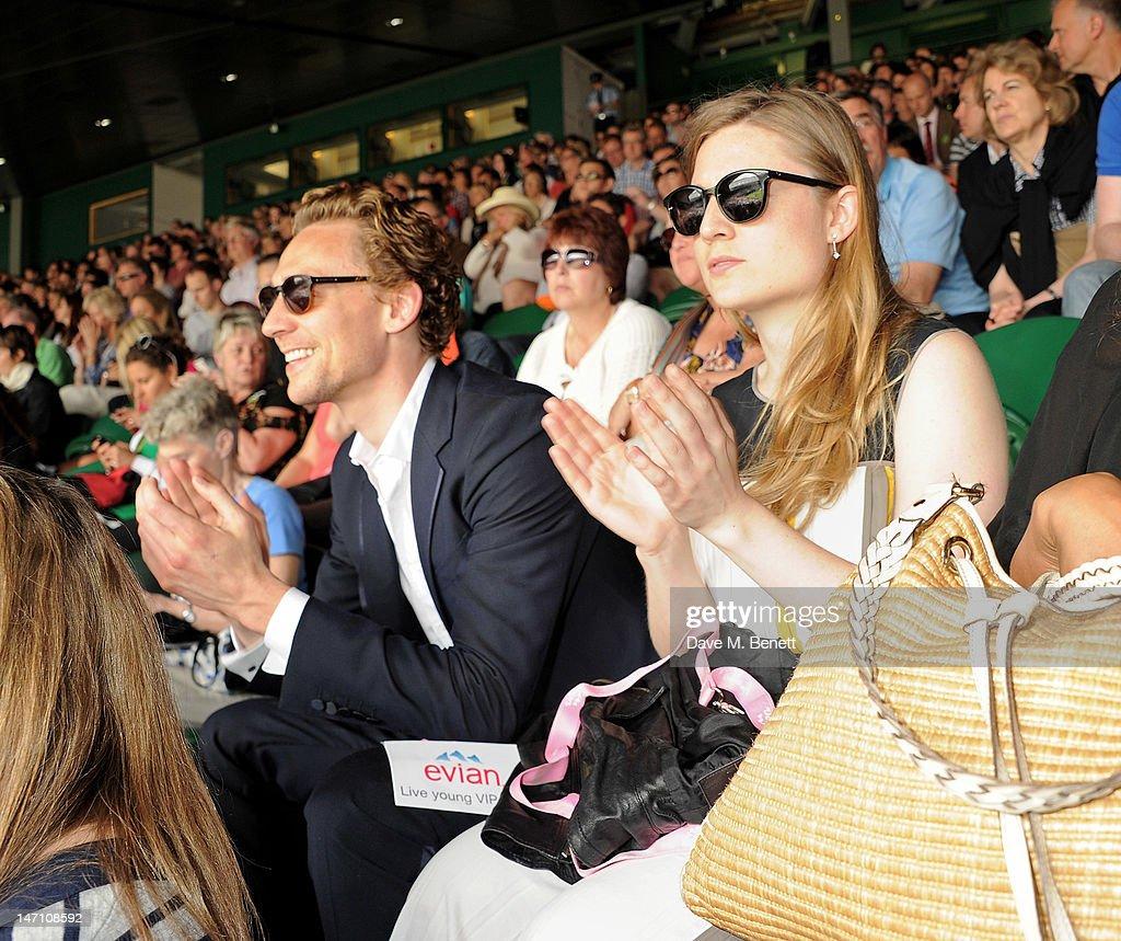 Watch Emma Hiddleston video