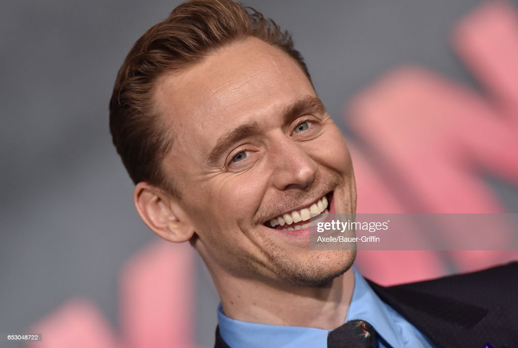 Actor Tom Hiddleston arrives at the Los Angeles Premiere of 'Kong: Skull Island' at Dolby Theatre on March 8, 2017 in Hollywood, California.