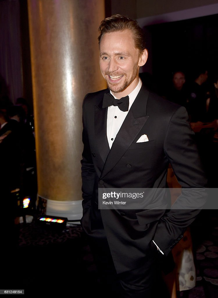 74th Annual Golden Globe Awards - Cocktail Reception
