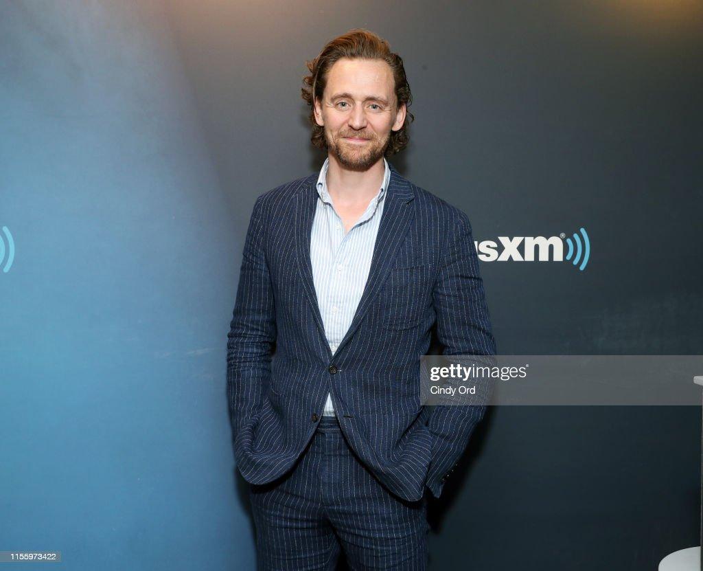 Celebrities Visit SiriusXM - July 16, 2019 : News Photo