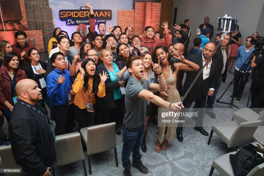 """Spider-Man: Homecoming"" - Fan Event : News Photo"