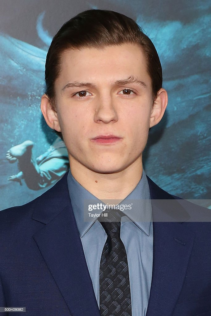 """""""In The Heart Of The Sea"""" New York Premiere - Outside Arrivals : News Photo"""