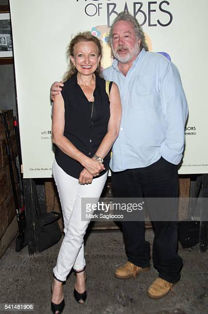 Actor Tom Hulce attends 'Out Of The Mouth Of Babes' opening night party at Houston Hall on June 19 2016 in New York City