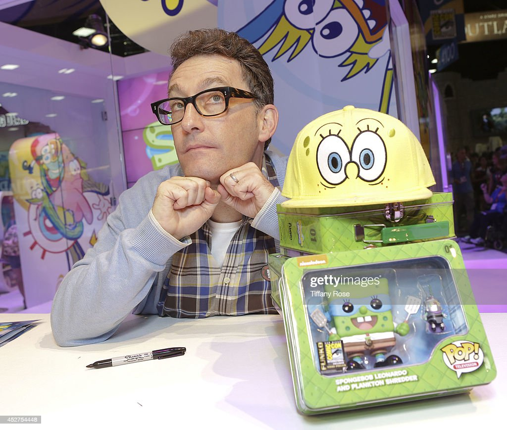 Nickelodeon At 2014 San Diego Comic-Con International - Day 4