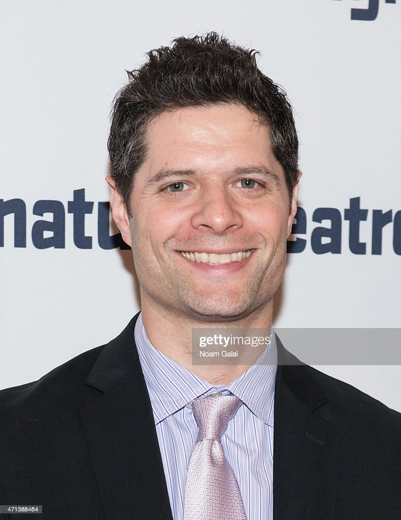 Actor Tom Kitt attends the 2015 Signature Theatre Gala at The Signature Center on April 27, 2015 in New York City.