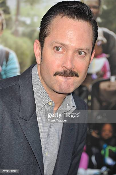 Actor Tom Lennon arrives at the premiere of What To Expect When Your Expecting premiere held at Grauman's Chinese Theater