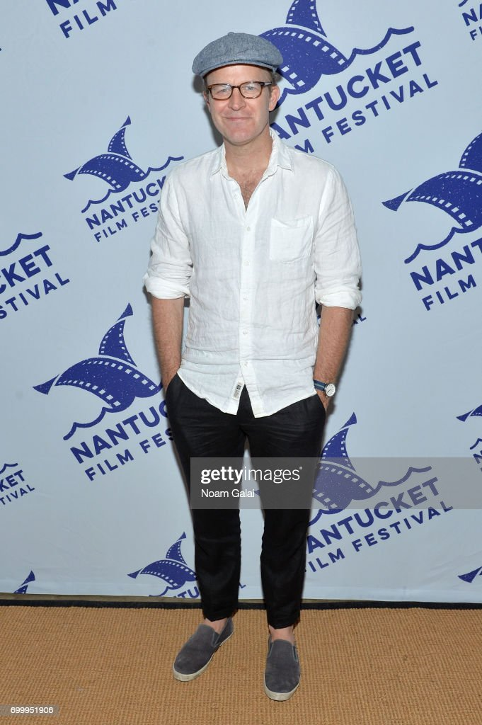 Actor Tom McCarthy attends 'In Their Shoes..Tom McCarthy & Bobby Cannavale' during 2017 Nantucket Film Festival - Day 2 on June 22, 2017 in Nantucket, Massachusetts.