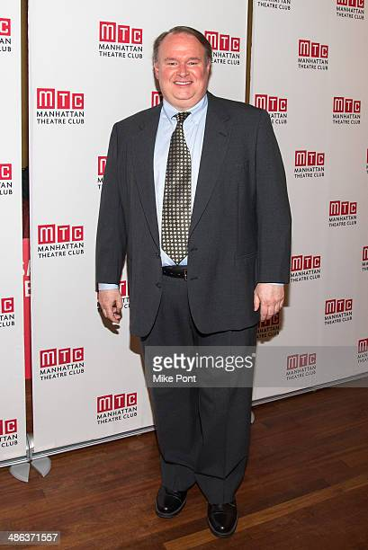 Actor Tom McGowen attends the after party for the Broadway opening night for Casa Valentina at Copacabana on April 23 2014 in New York City