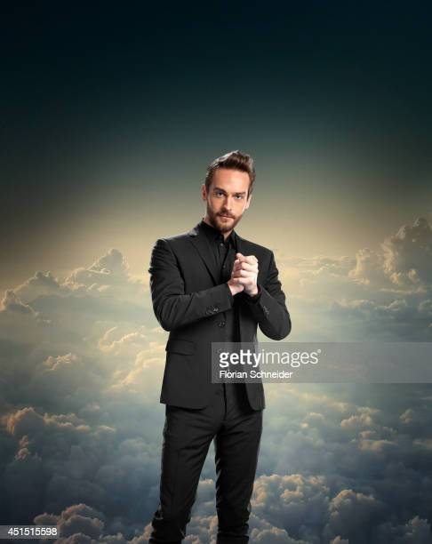 Actor Tom Mison is photographed for Emmy Magazine on February 4 in Los Angeles California PUBLISHED IMAGE