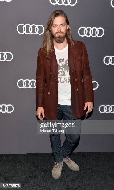 Actor Tom Payne attends Audi Celebrates the 69th Emmys at The Highlight Room at the Dream Hollywood on September 14 2017 in Hollywood California