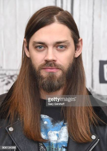 Actor Tom Payne visits Build Series to discuss his role in 'The Walking Dead' at Build Studio on January 17 2018 in New York City