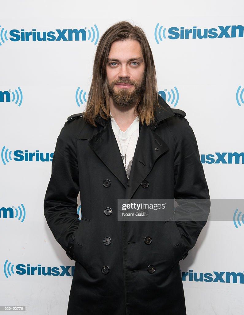 Celebrities Visit SiriusXM - November 29, 2016
