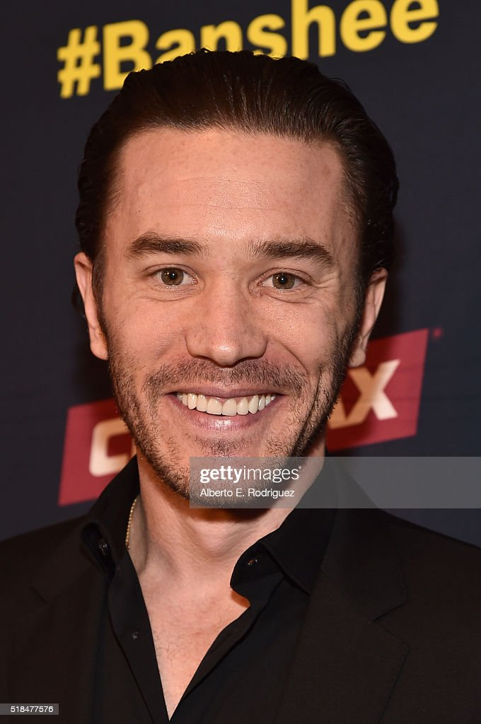 "Premiere Of Cinemax's ""Banshee"" 4th Season - Red Carpet : Nachrichtenfoto"