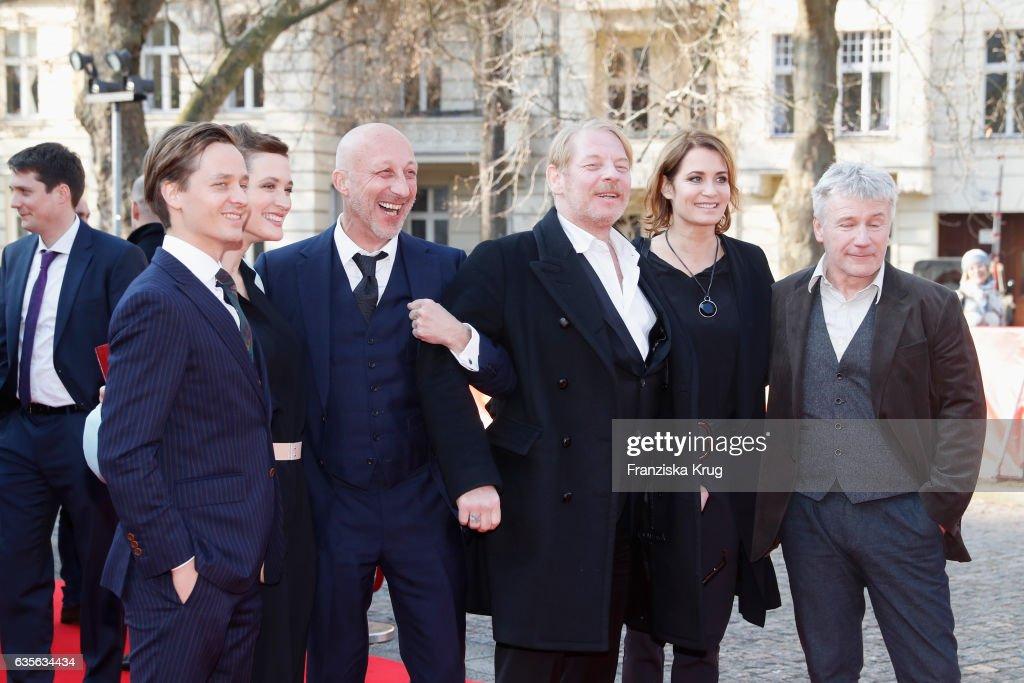 'Der Gleiche Himmel' Premiere - Audi At The 67th Berlinale International Film Festival : News Photo