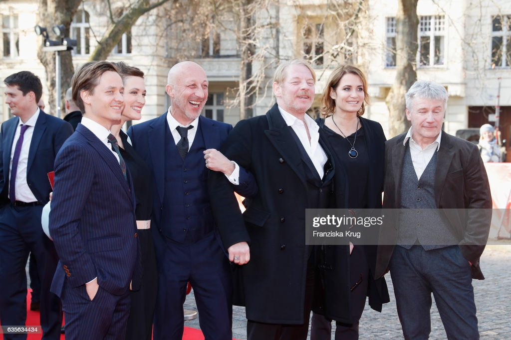 'Der Gleiche Himmel' Premiere - Audi At The 67th Berlinale International Film Festival