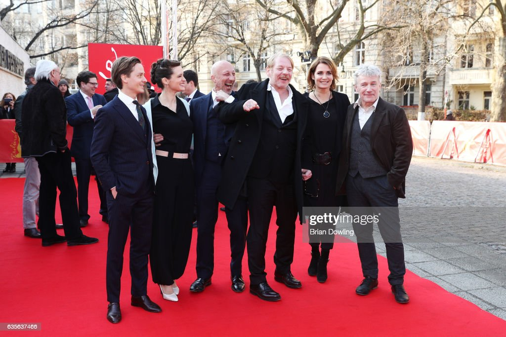 'Der Gleiche Himmel' Premiere - 67th Berlinale International Film Festival : News Photo