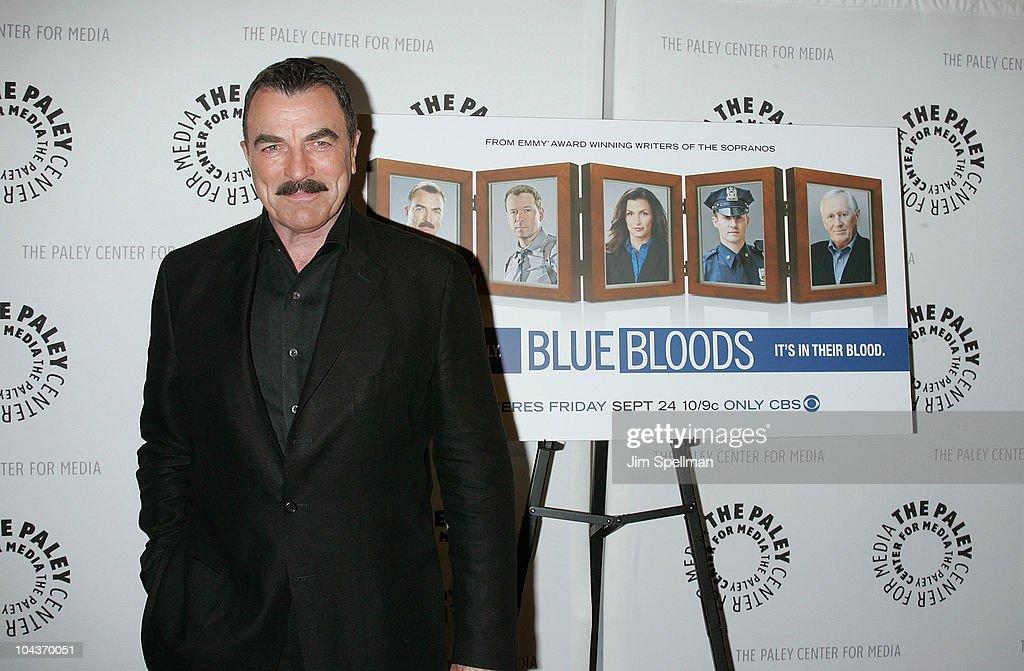 """The Paley Center For Media Presents """"Blue Bloods"""" : Nachrichtenfoto"""