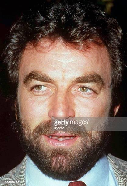 Actor Tom Selleck circa 1992