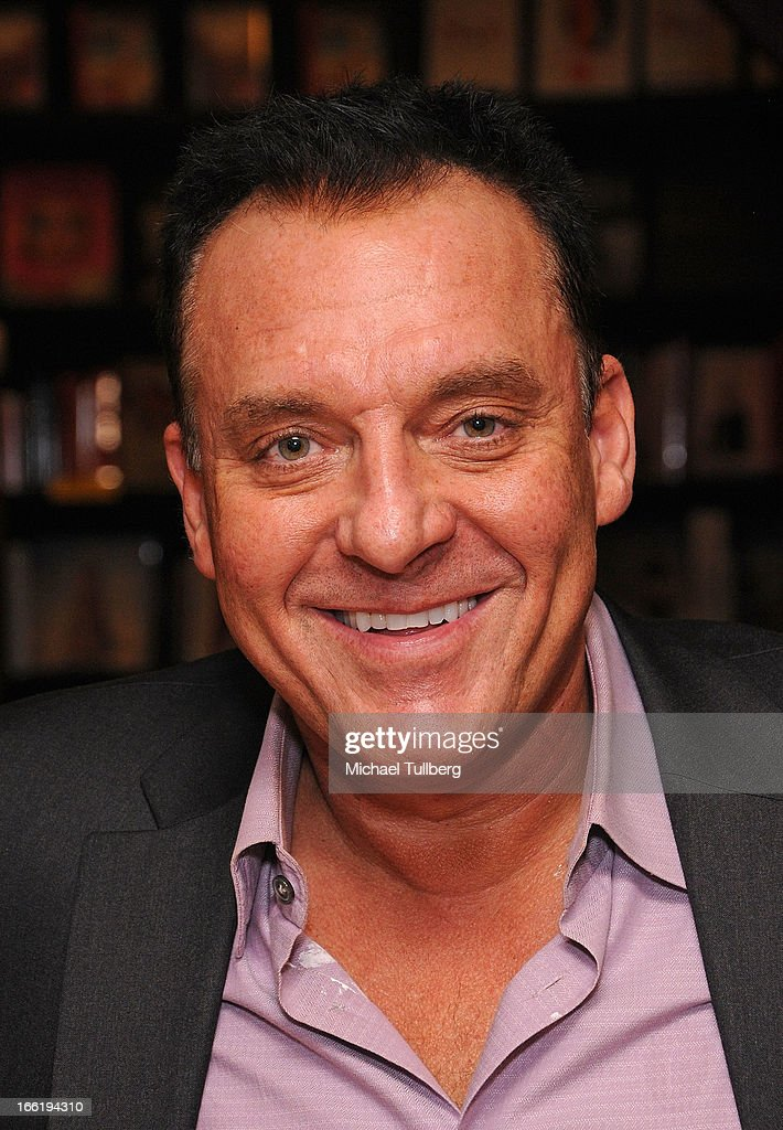 "Tom Sizemore Book Signing For ""By Some Miracle I Made It Out Of There"""
